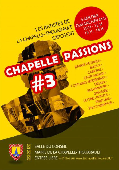 Exposition Chapelle Passions